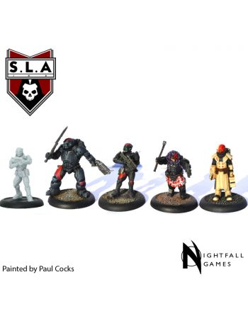 9th Division Expansion Pack