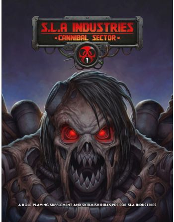 SLA Industries: Cannibal Sector 1 PDF