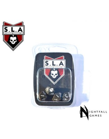 Dice Pack - SLA Operatives