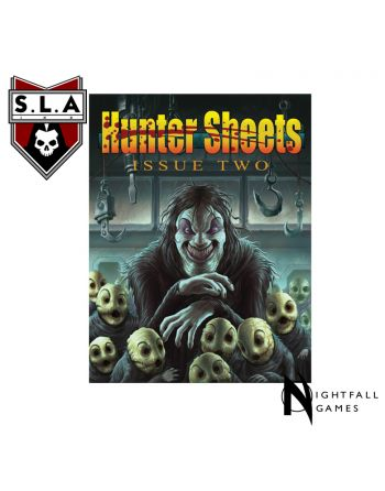Hunter Sheets Issue 2