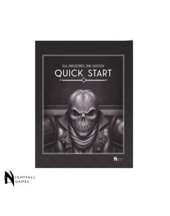 SLA Industries RPG 2nd Edition Quick Start