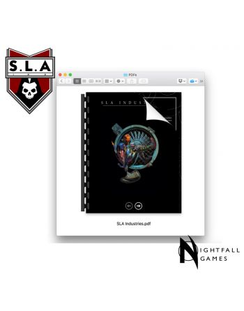 SLA Industries PDF